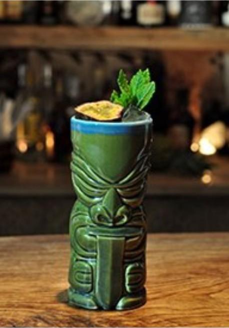 Mr Tonga Tiki Mug Tiki Mugs Pro Bar