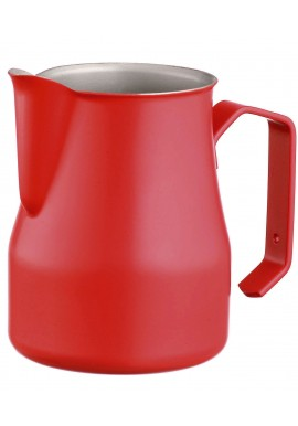 Red Milk Frothing Jug