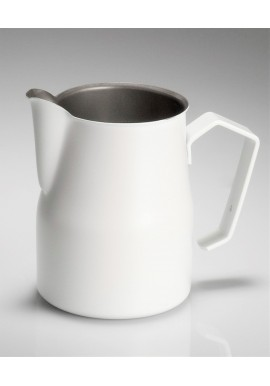 White Milk Frothing Jug