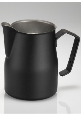Black Milk Frothing Jug