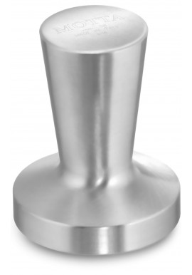 Professional Coffee Tamper Matte Look Easy with flat base 58 mm