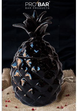 Dark Pineapple Tiki Mug