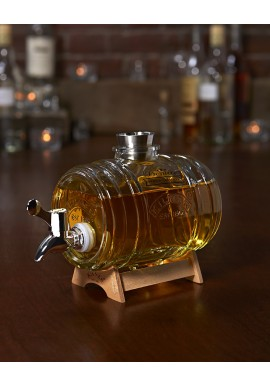 Glass Cask Dispenser