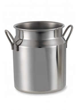 Milk Bucket made of Stainless Steel