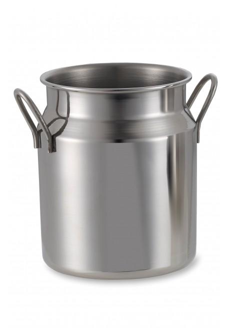 Milk Bucket made of Stainless Steel
