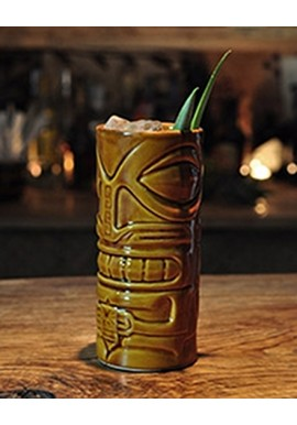 Bicchiere Tiki Mug Headhunter
