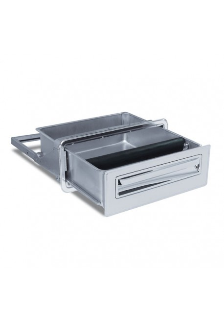 Stainless Steel Coffee Knockbox Drawer Pro Bar