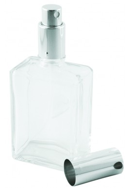 Liquor and Bitter Square Spray Bottle