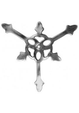 Snowflake Absinthe Spoon
