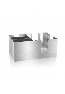 Lumian Stainless Steel Bar Organizer