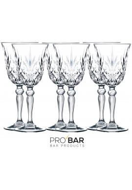 Melodia 16cl (6 pcs) Goblet Glass