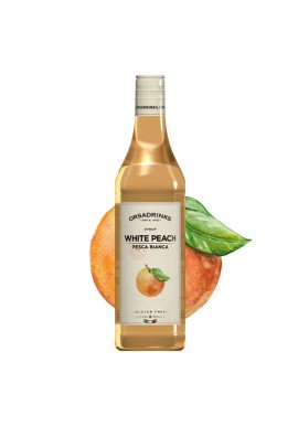 White Peach Syrup ODK Orsa Drink