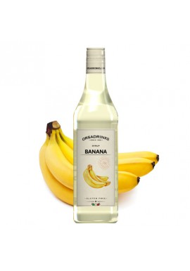 Banana Syrup ODK Orsa Drink
