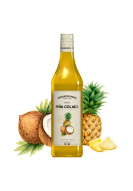 Pina Colada Syrup ODK Orsa Drink