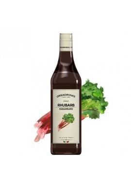 Rhubarb Syrup ODK Orsa Drink