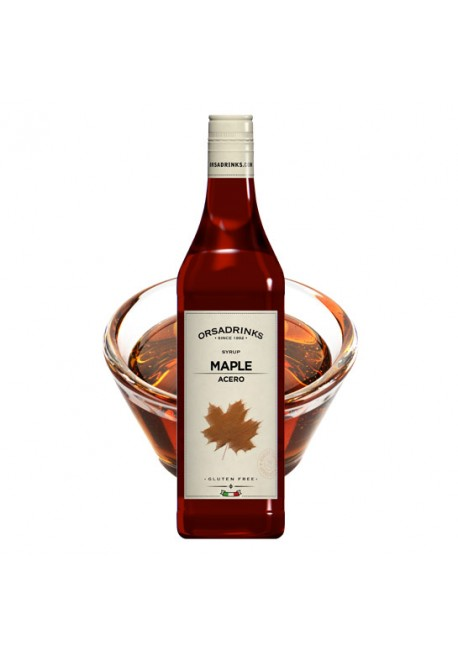 Maple Syrup Odk Orsa Drink Syrups Pro Bar