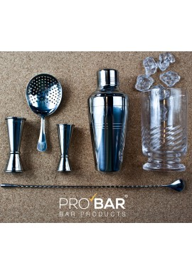 Cocktail Kit Baron Silver