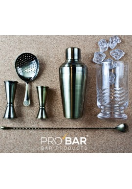 Cocktail Kit Baron Bronze