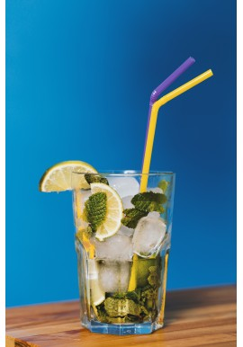 Rocks Juice 42cl (6pcs) Long Drink Glass