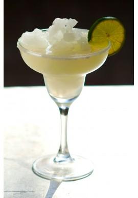 Strong Sombrero Margarita Glass