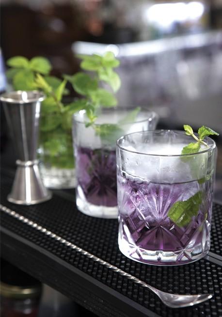 Ginza Old Fashioned Glass