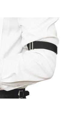 Bartender Sleeve Holders Silver Steel