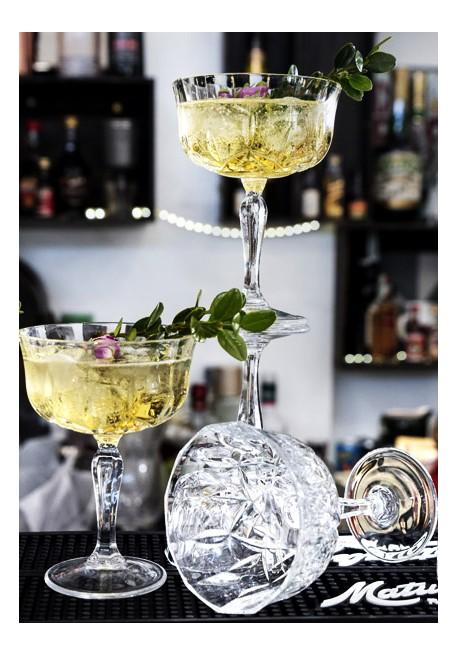 Vintage Castello Coupe Glass