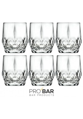Negroni Aperitif 35cl (6 pcs) Old Fashioned Glass