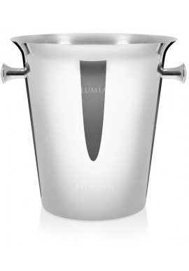 Dioniso Ice Bucket Lumian 5Lt Stainless Steel