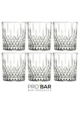 Empire 31cl (6 pcs) Old Fashioned Glass