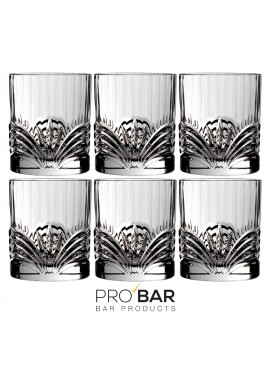 Royal 28 cl (6 pcs) Old Fashioned Glass