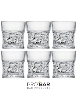 Funky 32cl (6pcs) Old Fashioned Glass