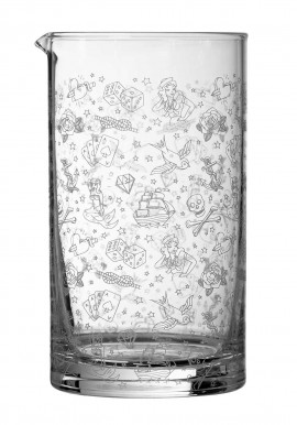 Old School Mixing Glass 60cl
