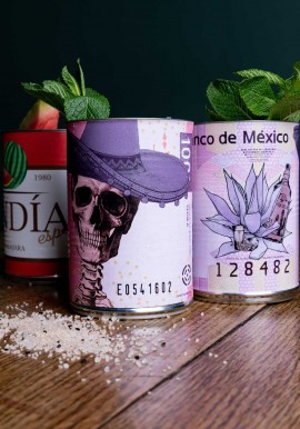 Mexican Tin Can 43cl