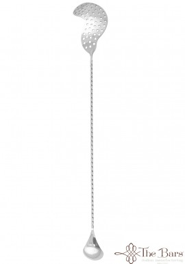 Bar Spoon con Strainer 40cm