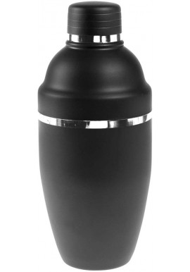 Cobbler Shaker Matt Black 50cl