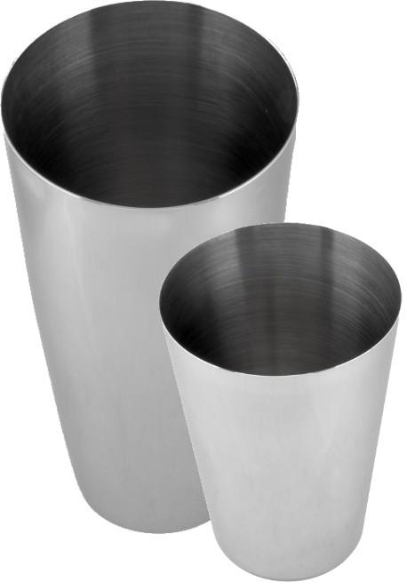 Boston Shaker & Half Tin (balanced)