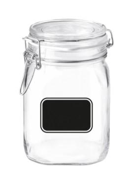 Hermetic Jar 1Lt with blackboard