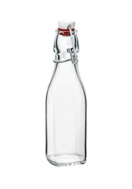 Bottle with cap  0,25 Lt
