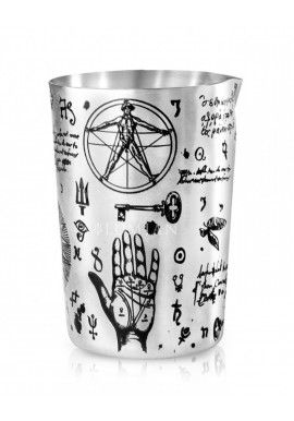 Alchemy Mixing Tin Lumian in Stainless Steel