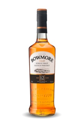 Bowmore 12 A. Scotch Whisky