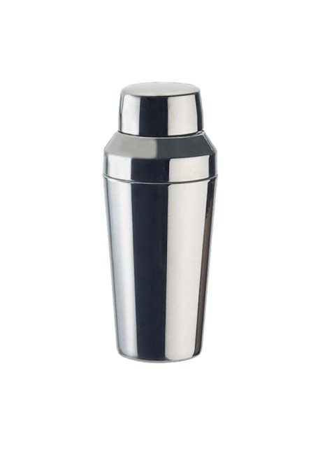 ... Equipment>Café Accessories>Stainless Steel 3 Piece Coffee Shaker 50cl. Coffee Shaker 3 Pezzi Acciaio Inox 50 cl