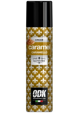 Caramel Cream ODK Orsa Drink